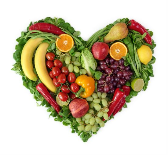 Improving Heart Health by Consuming Fruits and Vegetables
